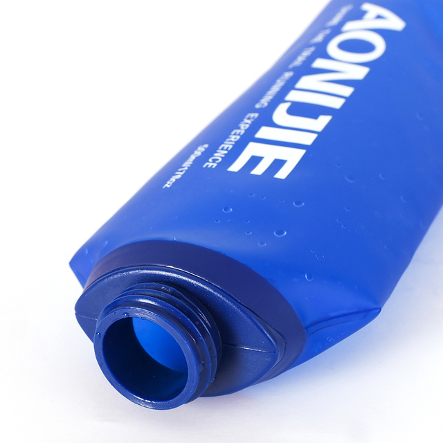 AONIJIE SD09 SD10 250ml 500ml Soft Flask Folding Water Bottle TPU Free 2