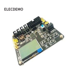 Image 3 - Juego completo de placa base DDS con todo tipo de módulos DDS en esta tienda. Botón de pantalla LCD AD9854/9954