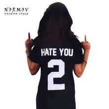 NORMOV Women's Fashion Print T Shirts