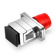 Image 1 - QIALAN FC Female to SC Male Simplex Singlemode Fiber Optic Adapter