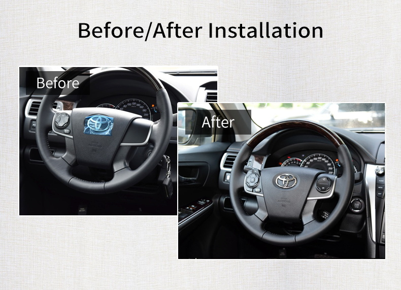 Fuzik Keyless Go Smart Key Keyless Entry Push Remote Button Start Car Alarm  for toyota camry corolla yaris highlander prado rav4