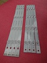 Yeni 8 adet/takım LED şerit LG için yedek parça LC420DUE 42LB5500 42LB5800 42LB560 INNOTEK DRT 3.0 42 inç A B 6916L 1710B 6916L 1709B