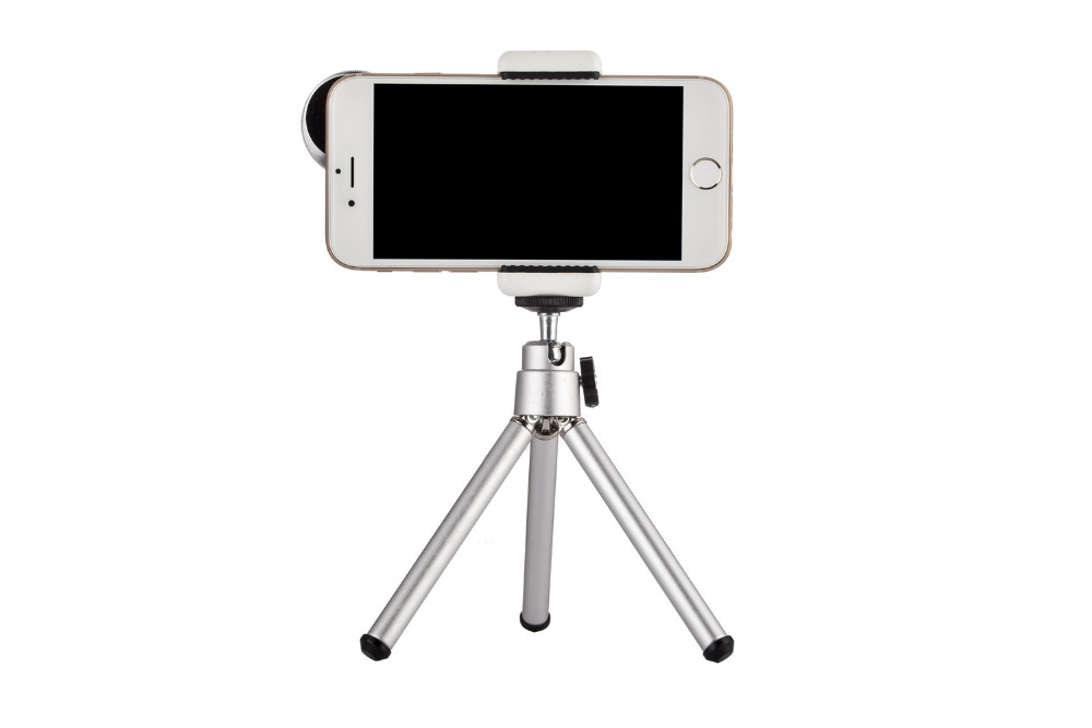 Universal 12X Zoom Mobile Phone Telescope Lens 4in1 lens Telephoto External Smartphone Camera Lens for iPhone Sumsung HTC Huawei 13