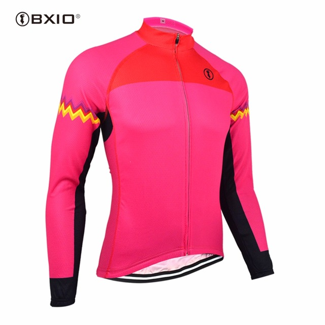 Aliexpress com : Buy BXIO Invierno Ropa Ciclismo Seamless Stitching Winter  Thermal Bike Clothes Long Shirt Only Autumn Cycling Jersey Fleece 128 J