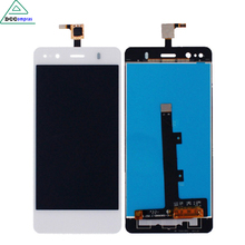 LCD Display Touch Screen Digitizer Assembly For BQ Aquaris A4.5 100% Guarantee White Color Mobile Phone LCDs