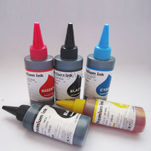 Precio de fábrica 5 UNIDS 100 ML PGI470 CLI471 Tinte de Tinta Para Canon PIXMA MG6840 MG5740 Impresora