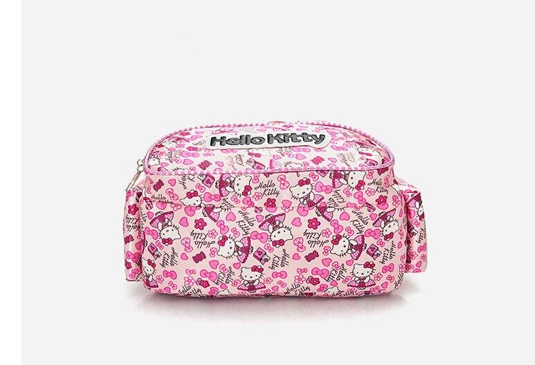 5ee8920c13 Cartoon Hello Kitty School Backpacks for Girls Kids Satchel Children School  Bags For Kindergarten Mochila Escolar Rucksacks