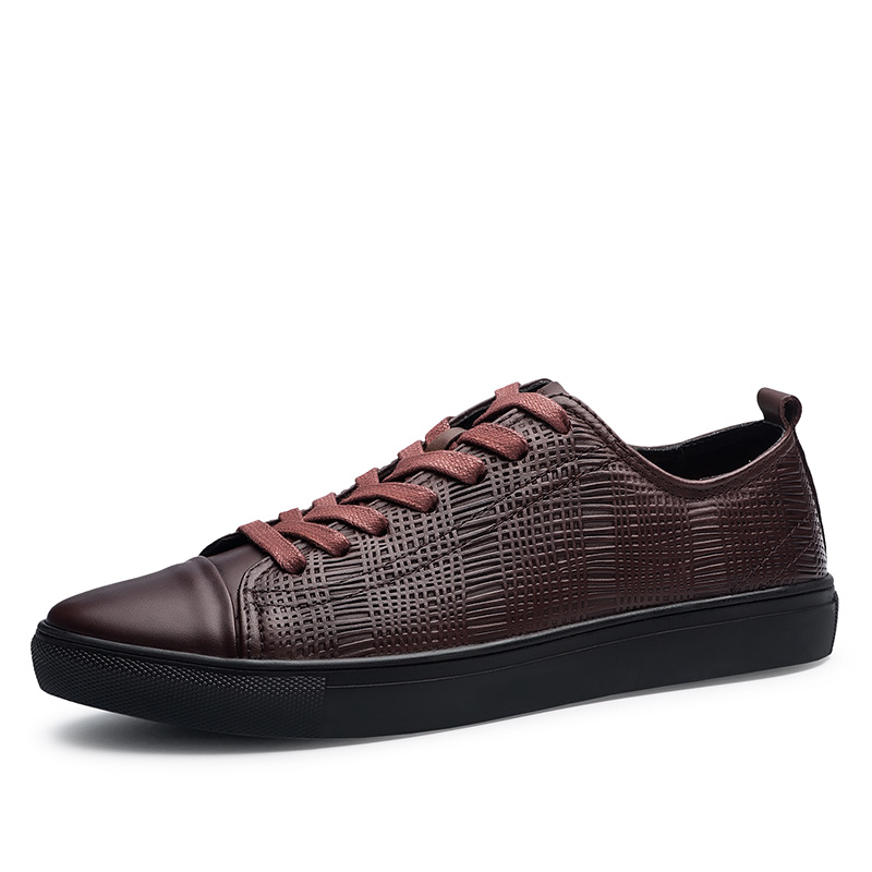 2018 New Men Genuine Leather Shoes Fashion Lace Up Male Luxury Brand Casual Sneakers Outdoor Man Soft Flats Shoes Plus Size men luxury brand new genuine leather shoes fashion big size 39 47 male breathable soft driving loafer flats z768 tenis masculino