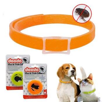 HATELI Insecticidal Anti Flea Pet Dogs Cat Collar
