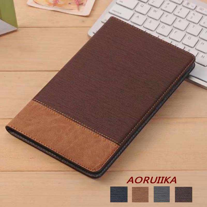 AORUIIKA shockproof Case For Huawei MediaPad T3 8.0 KOB-L09/W09 Smart Cover Funda Tablet PU Leather For Honor Play Pad 2 8.0""