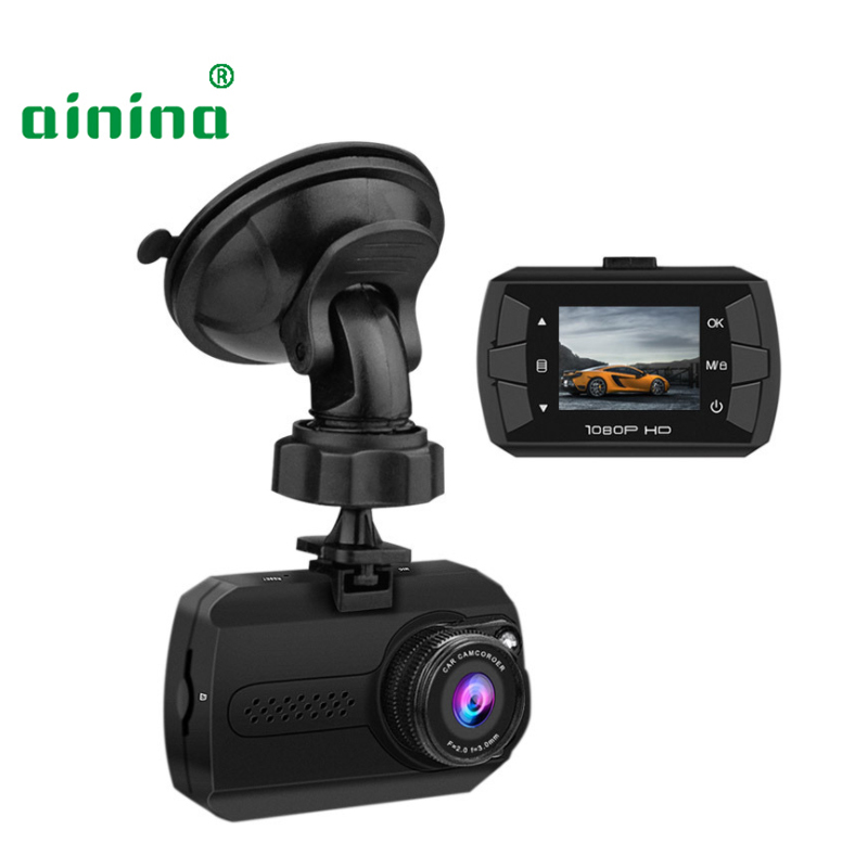 Mini Car DVR Camera Dashcam Video Registrator Recorder 1.5 Inch Screen Dash Cam