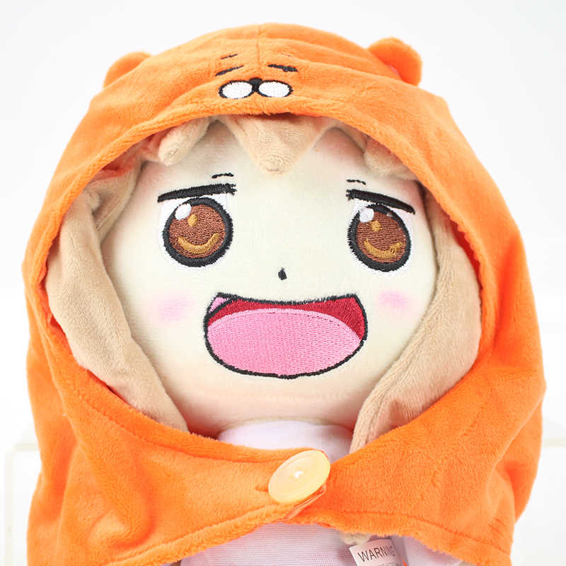 Anime Piccola sepolto Sankaku Testa Himouto! Umaru-chan Umaru Doma Molle Della Bambola Della Peluche del giocattolo