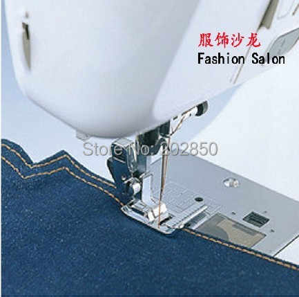 Domestic Multi-Function Sewing Machine Parts,Novelty Presser Foot With Scale Ruler,Compatible With Juki,Singer,Brother,Feiyue...