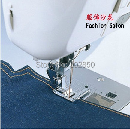 Domestic Multi Function Sewing Machine PartsNovelty Presser Foot Delectable Ruler Foot For Brother Sewing Machine
