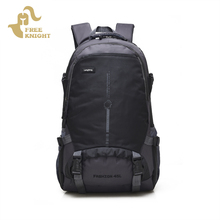45L Waterproof Outdoor Climbing Backpack Rucksack Sports Bag Travel Camping Hiking Women Trekking
