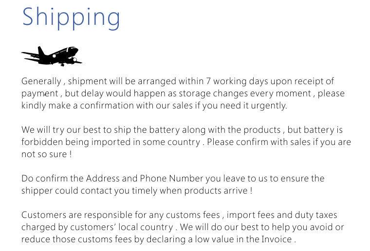Shipping(2)