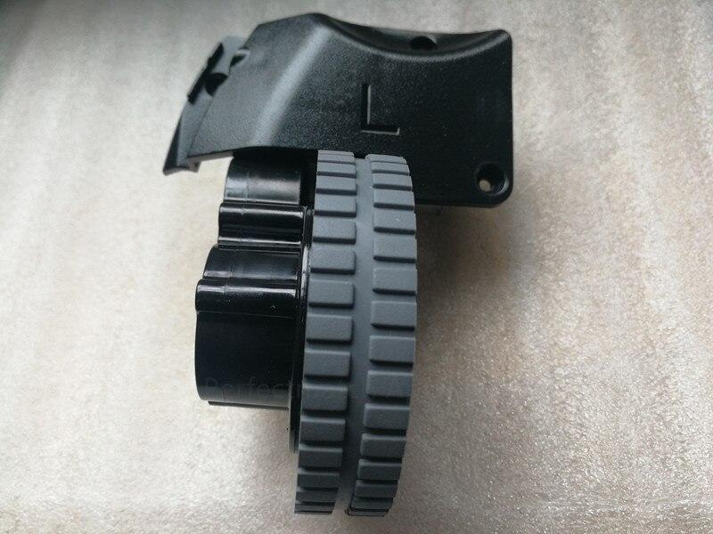 Original Vacuum Cleaner Left Wheel For Ilife A6 Ilife X623 X620 Robot Vacuum Cleaner Wheel Motor