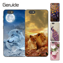 Geruide for ZTE Blade A330 Case Cover, Fashionable Soft TPU Silicone Back Cover Cases A 330 Cell Phone