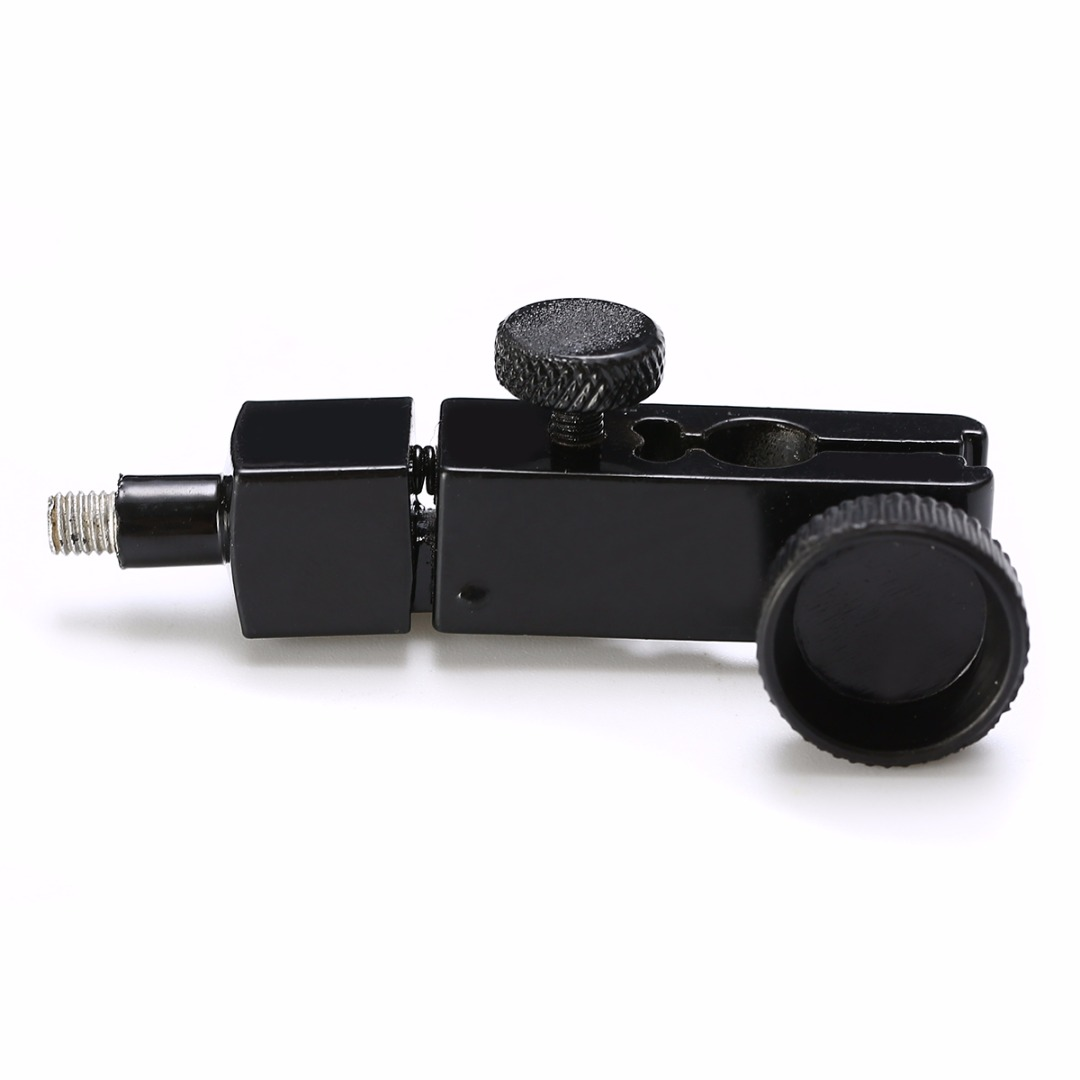 1x Gimbal Fine Adjustable Swivel Magnetic Base Holder Lever Dial Indicator Parts