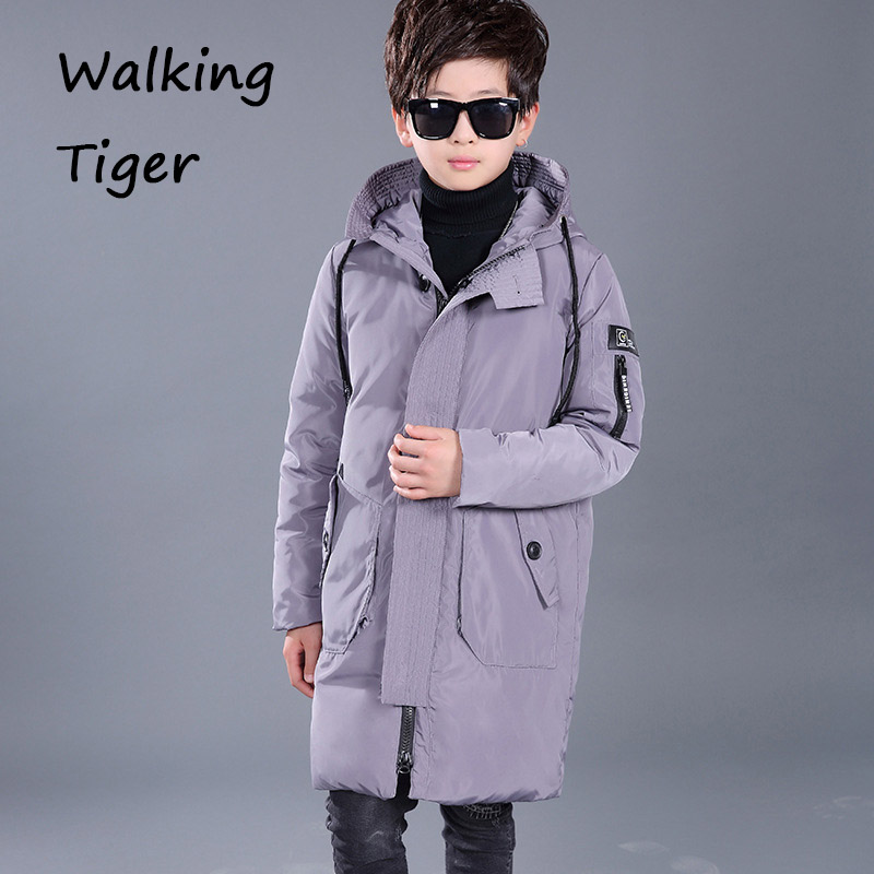 Boys down jacket clothing fashion children thick cotton clothes Outerwear kids winter 2017 new boy warmer coats new 2017 russia winter boys clothing warm jacket for kids thick coats high quality overalls for boy down