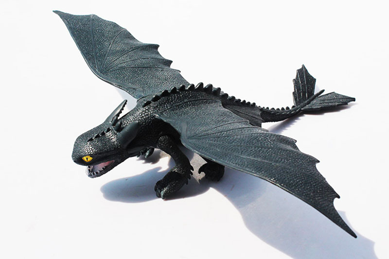 Big Size Toothless Toy