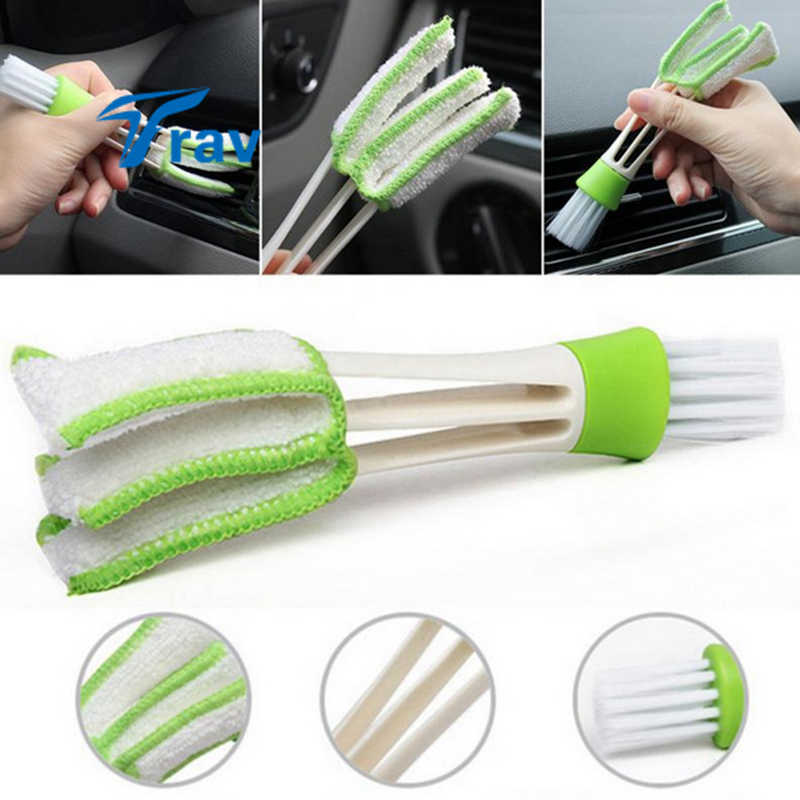 Cleaning Brush Cleaner Car Air Condictioner Outlet Window Blinds Dust Remover China Mainland