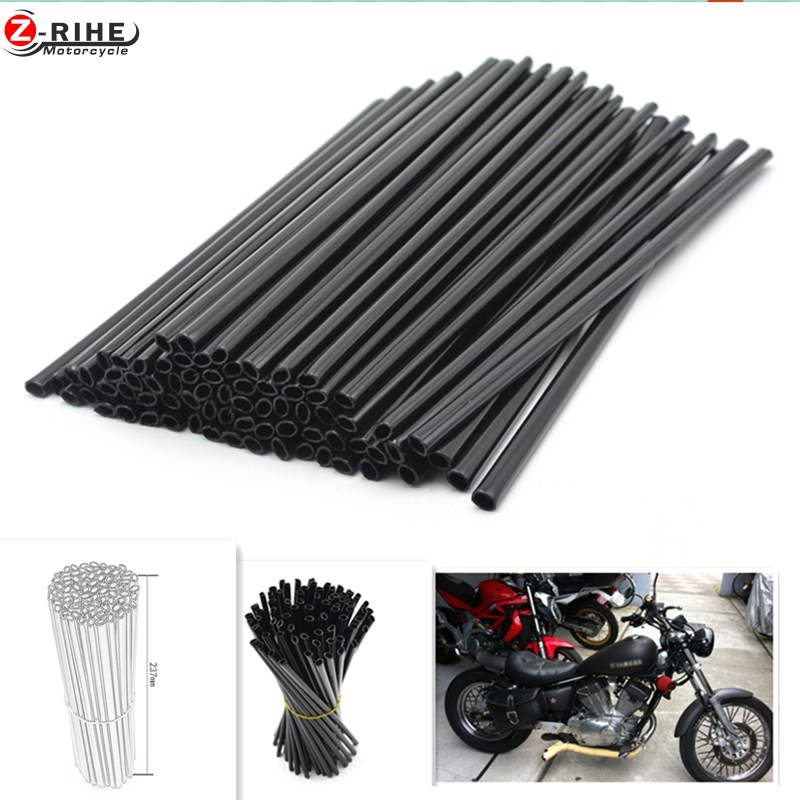 Fit all brand motorcycle Spoke Coats For KAWASAKI Motocross SPOKE SKINS Wheel RIM SPOKE COVERS 500 KX 450 KLX250 KLX450R KLR650 motocross dirt bike enduro wheel rim spoke shrouds skins covers wr250 for ktm kx85 exc450 for kawasaki kx 500 crf yzf rmz kxf