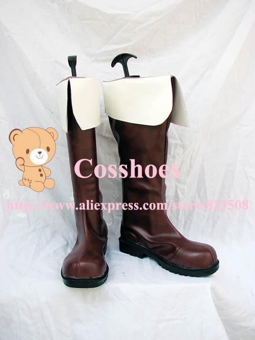 Axis Powers Hetalia Cosplay North Italy Cosplay Show Boots Shoes Custom-made