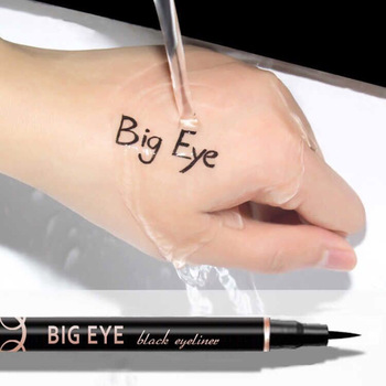 1 Pcs Eyeliner Liquid Pen Waterproof Long Lasting Quick Drying Smooth Makeup Beauty MH88