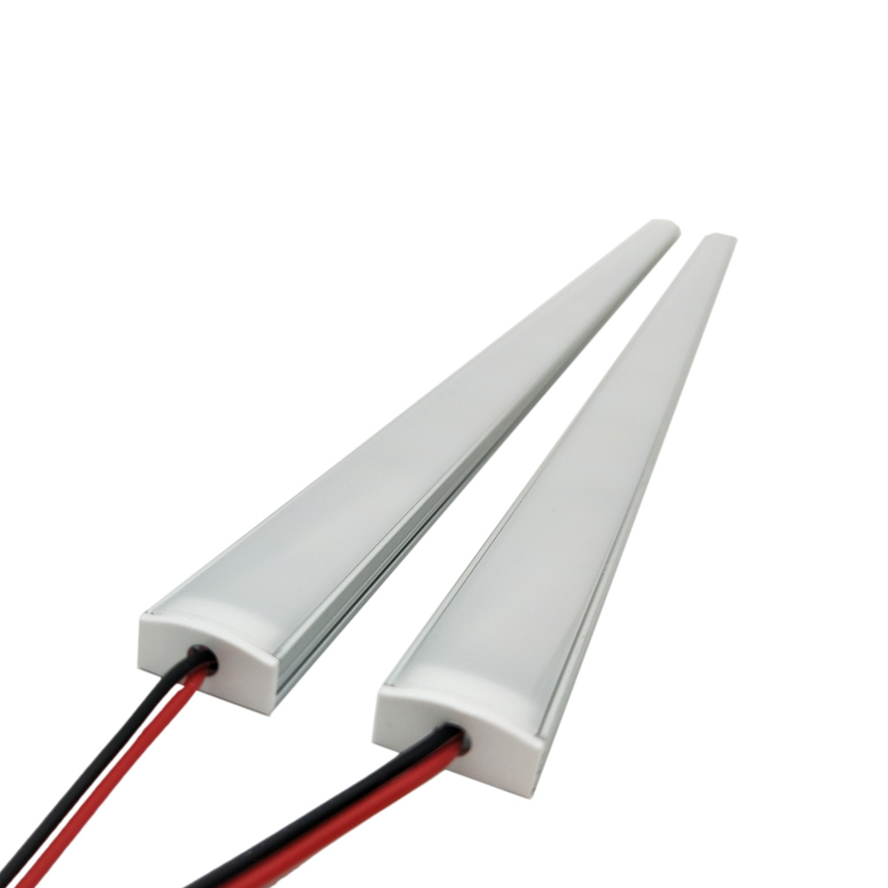 Kök Ljuskompetent DC12V 5050 LED Hård Stabil LED Strip Bar Ljus + U - LED-belysning - Foto 5