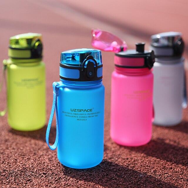 Спортивная бутылка 350 мл (BPA free), Uzspace