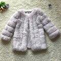 CP Marca Mujeres Invierno de la Capa Caliente Larga de Piel de Imitación de Piel de Zorro abrigos Peludos Peludos Mujeres Fake Fur Jacket Plus Size Fur Coat chaqueta