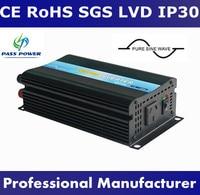 Pure Sinus DC naar AC Omvormer met 5A Lader 600 W 12 V 24 V