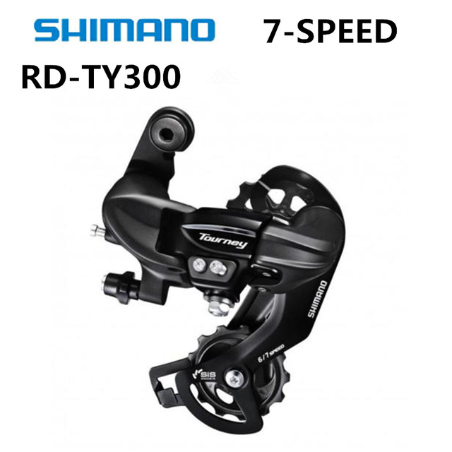 Shimano dérailleur Tourney rd-ty500 6//7 positions