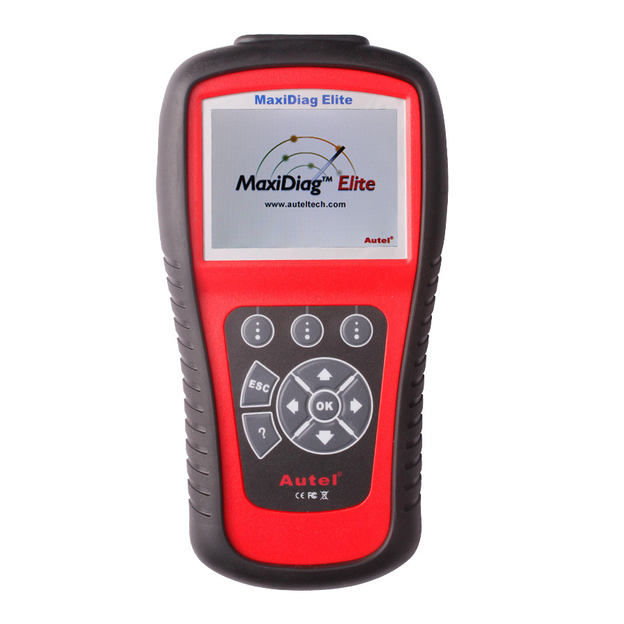 100% Original Autel MaxiDiag Elite MD701 All system + DS model OBDII Auto code reader MD 701 for Japanese Cars autel md801 pro 4 in 1 code scanner jp701 eu702 us703 fr704 maxidiag pro md 801 code reader