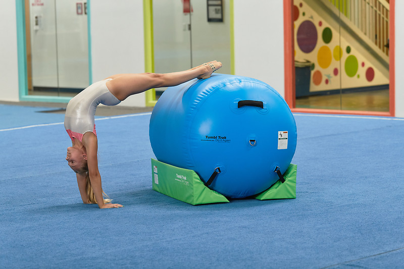 Tophop 0 6x1m Pvc Material Air Roll Made Gymnastics