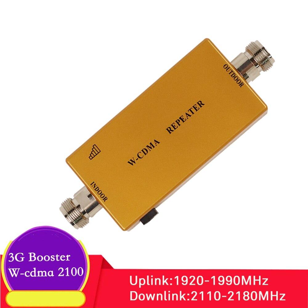 3g répéteur 2100 booster téléphone portable signal booster HSPA WCDMA 2100 MHz amplificateur mobile internet (Bande 1) lte répéteur de signal
