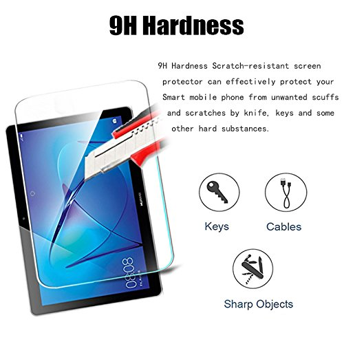 9H NEW Tempered Glass For Huawei Mediapad T3 7 0 8 0 10 0 Tablet Screen Protector For Huawei Mediapad T3 10 quot 8 quot 7 39 Protective film in Tablet Screen Protectors from Computer amp Office