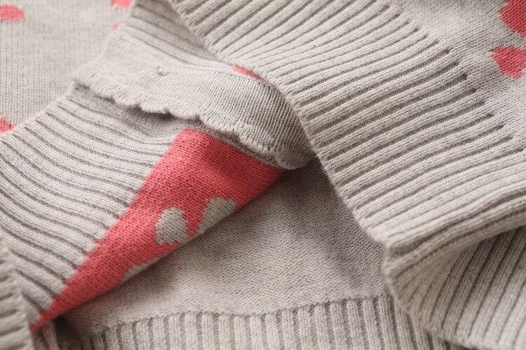 2019 novo outono inverno bebê menina camisola