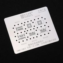 Reballing-Stencil EMMC/EMCP BGA Soldering BGA221 for Bga221/153/169/.. Net Thickness