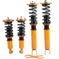 Suspension Coilover for Nissan Skyline GTR R34 BNR34 ER34 GTT Shock Absorber for RB25DET GTR EN34 HR34 ER34 BNR34 99 02