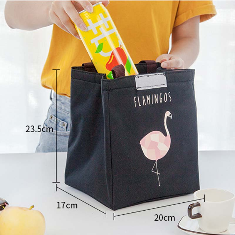 Kitchen Lunch Box Storage Bags Dinnerware Bento Food