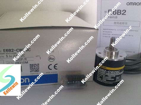1PC OMR E6B2-CWZ6C 1000P/R Rotary Encoder NEW, 5-24VDC OPEN ABZ PHASE 1000 PPR  E6B2CWZ6C Free Shipping e6a2 cs5c 50p r rotary encoder new e6a2cs5c 50p r 50pr compact size e6a2 cs5c