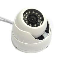 4pcs HD 1 3 1000TVL CMOS IR Color Security CCTV Dome Camera Outdoor 24 Leds D