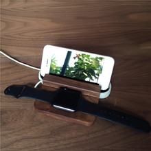 Charge Station For Apple Watch And Smartphones