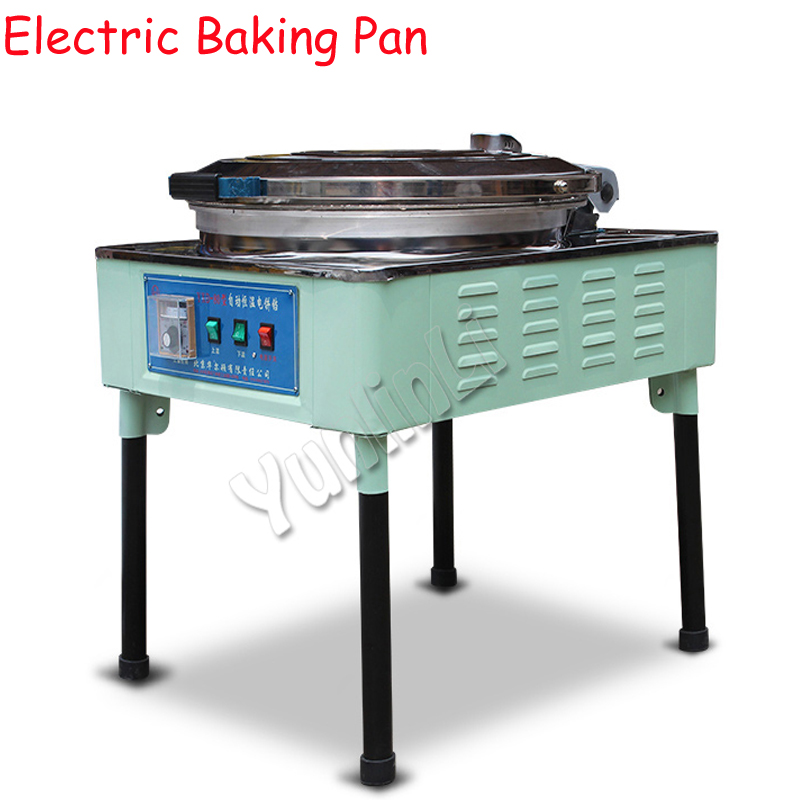 <font><b>Electric</b></font> <font><b>Baking</b></font> <font><b>Pan</b></font> Commercial Pancake Machine Non-Stick <font><b>Pan</b></font> Automatic Temperature Control <font><b>Baking</b></font> Oven KB-001 image