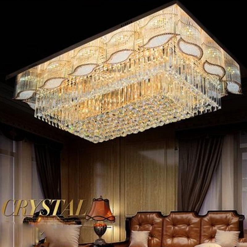 Deckenleuchten Moderne Dimmbare Einfachheit Postmodernen Atmosphäre Schlafzimmer Lampe Restaurant Beleuchtung Led Quadratische Decken Lampe Wohnzimmer Lampe