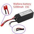 Walkera QR X350 PRO Lipo батареи 11.1 В 5200 МАч 3 S 15C RC Drone Мультикоптер ЗАПАСНЫХ ЧАСТЕЙ
