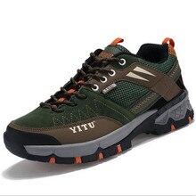 High Quality Brand Unisex Outdoor Shoes Autumn Winter Mens Sport Cool Trekking Mountain Climbing Women Casaul Shoes