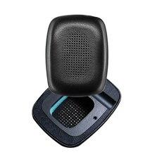 Kożuch wysokiej jakości materiał wkładki do uszu dla Bowers Wilkins B & W P5 słuchawki magnetyczne Fit wymiana gąbek słuchawek słuchawki